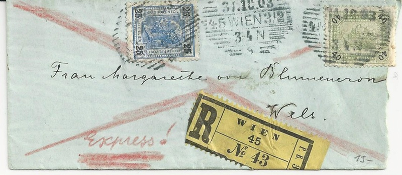 Die Freimarkenausgabe 1901/1902 Bild34