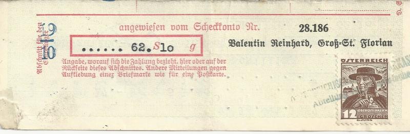 Österreich 1925 - 1938 - Seite 9 Bild40