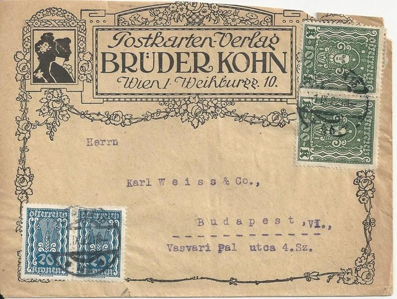 Verlag B. K. W. I. aus Österreich Bild58