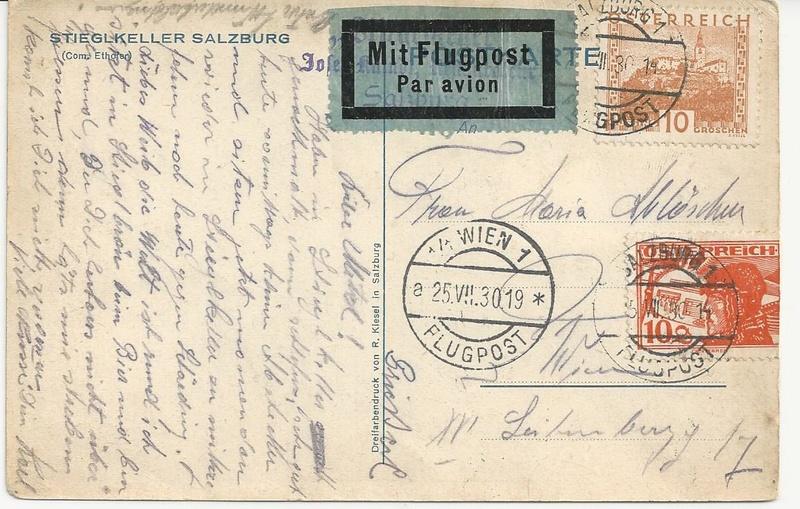 Österreich 1925 - 1938 - Seite 9 Bild61