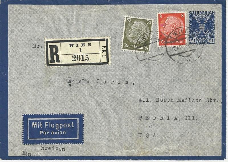 Österreich im III. Reich (Ostmark) Belege - Seite 12 Bild73