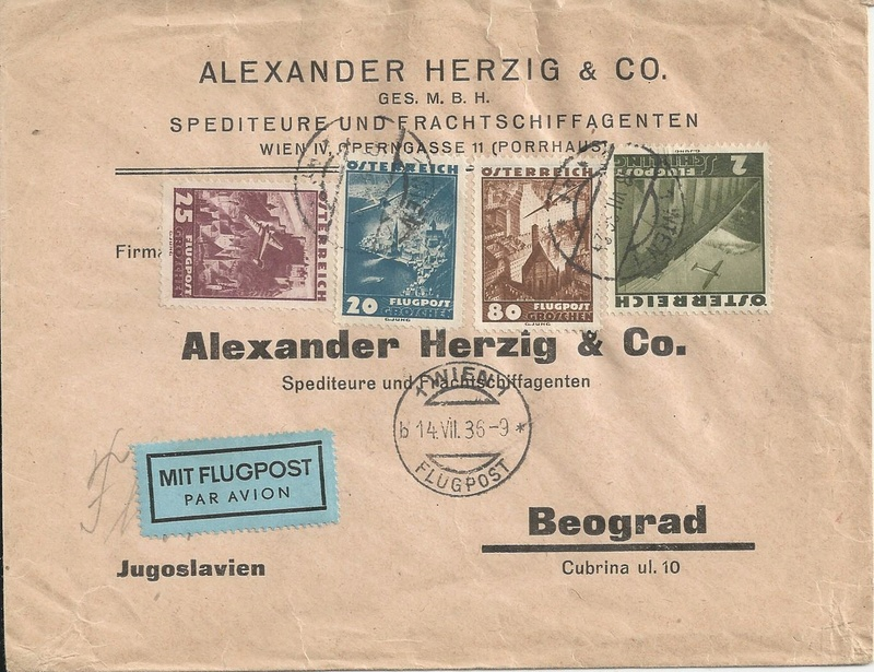 nach - Österreich 1925 - 1938 - Seite 9 Bild81