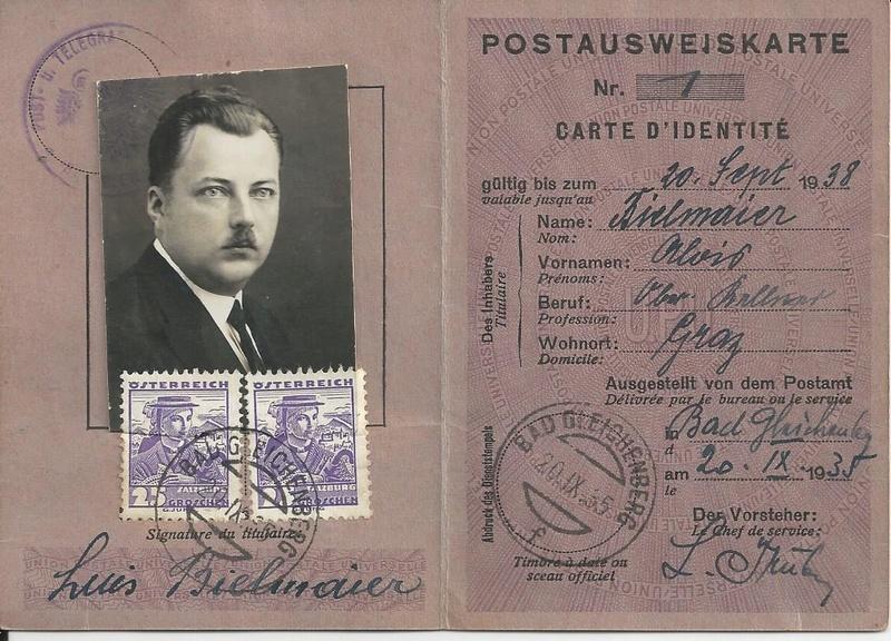nach - Österreich 1925 - 1938 - Seite 9 Bild86