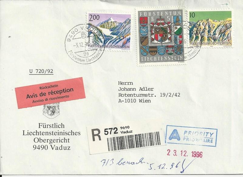 Liechtenstein - Liechtenstein Bild90