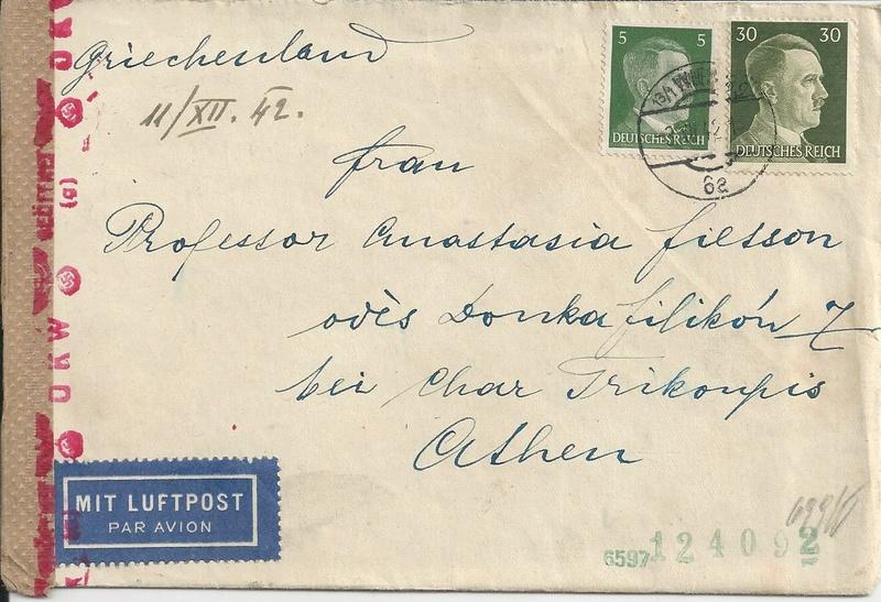 Österreich im III. Reich (Ostmark) Belege - Seite 10 Bild_212