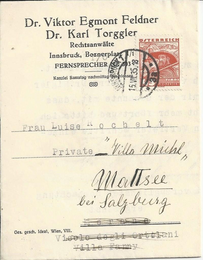 Österreich 1925 - 1938 - Seite 8 Bild_215