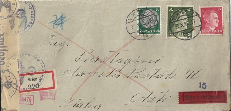Österreich im III. Reich (Ostmark) Belege - Seite 10 Bild_216