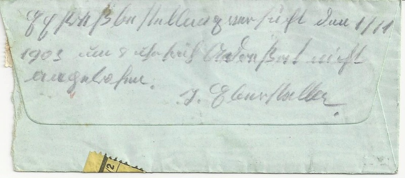Die Freimarkenausgabe 1901/1902 Bild_230