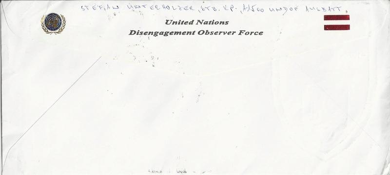 UN-Einsatz im Nahen Osten Bild_242