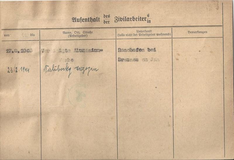 Österreich im III. Reich (Ostmark) Belege - Seite 12 Bild_261