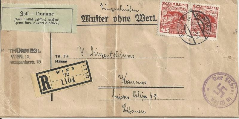 Österreich 1925 - 1938 - Seite 9 Bild_266
