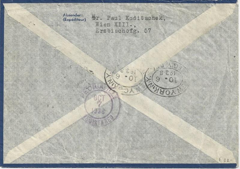 Österreich im III. Reich (Ostmark) Belege - Seite 12 Bild_267