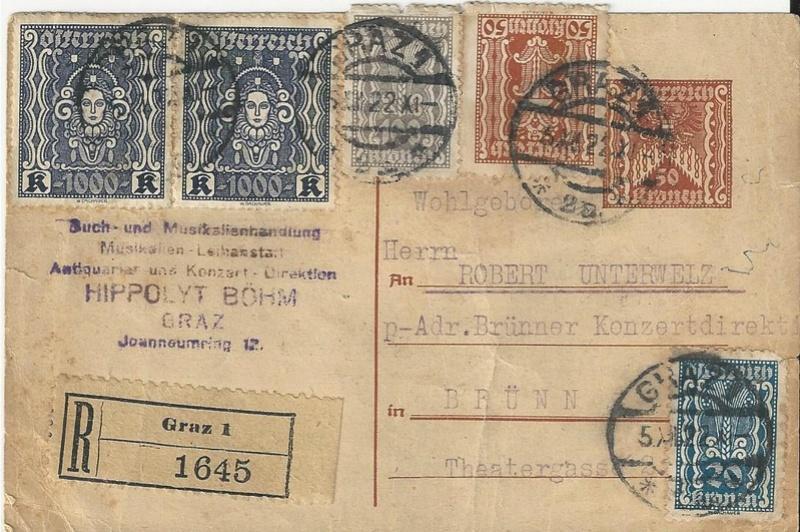 Inflation in Österreich - Belege - 1918 bis 1925 - Seite 14 Bild_268