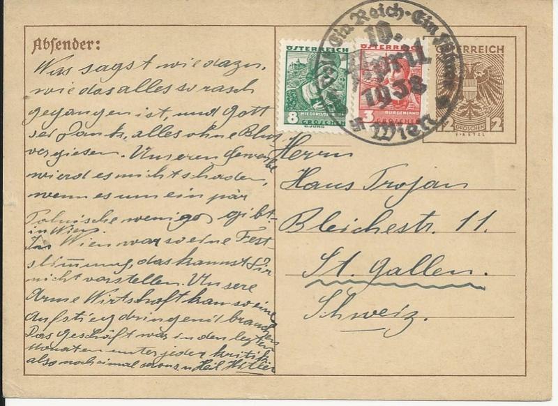 Österreich im III. Reich (Ostmark) Belege - Seite 12 Bild_277