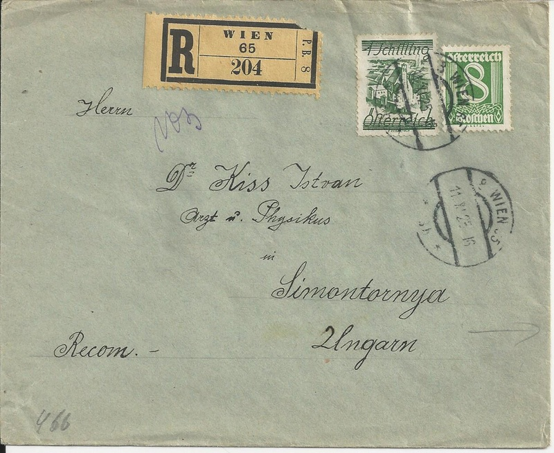 nach - Österreich 1925 - 1938 - Seite 9 Bild_278