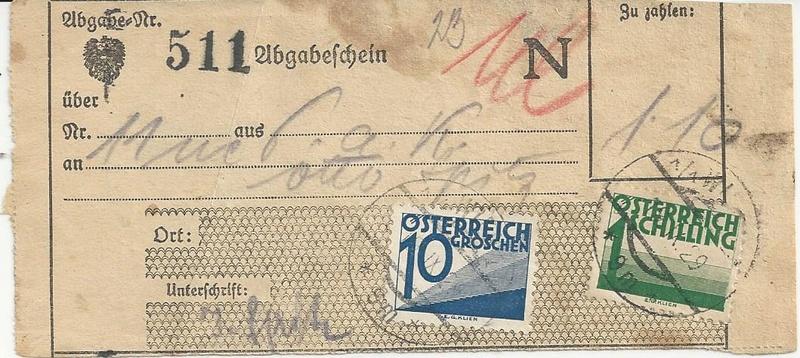 Österreich 1925 - 1938 - Seite 10 Bild_293