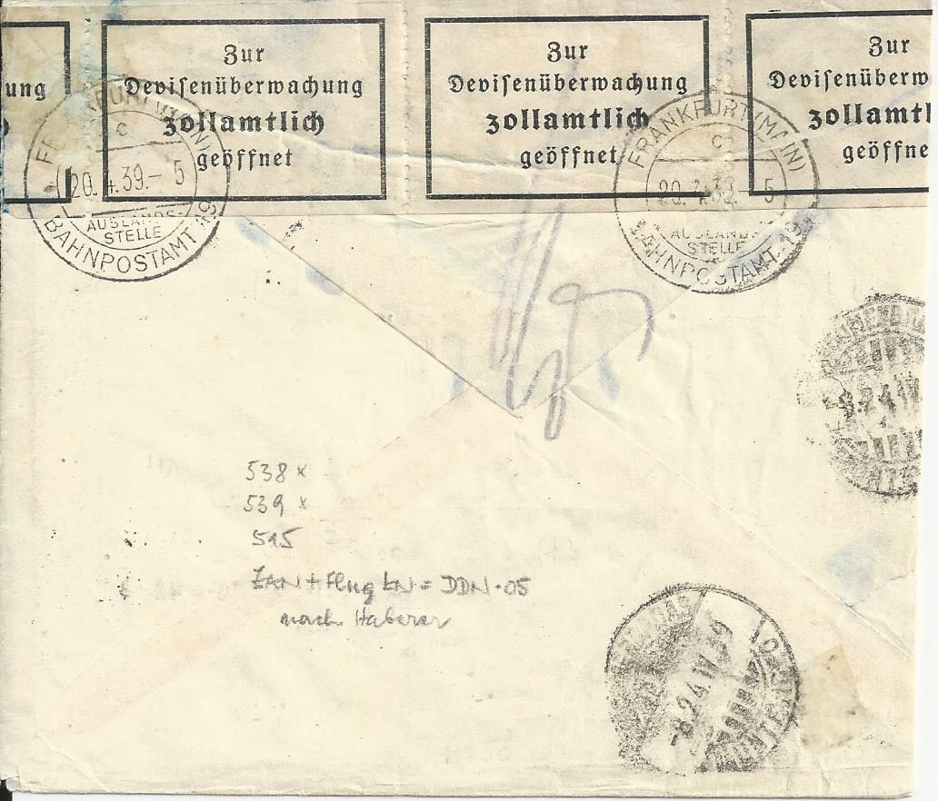 Österreich im III. Reich (Ostmark) Belege - Seite 13 Bild_298