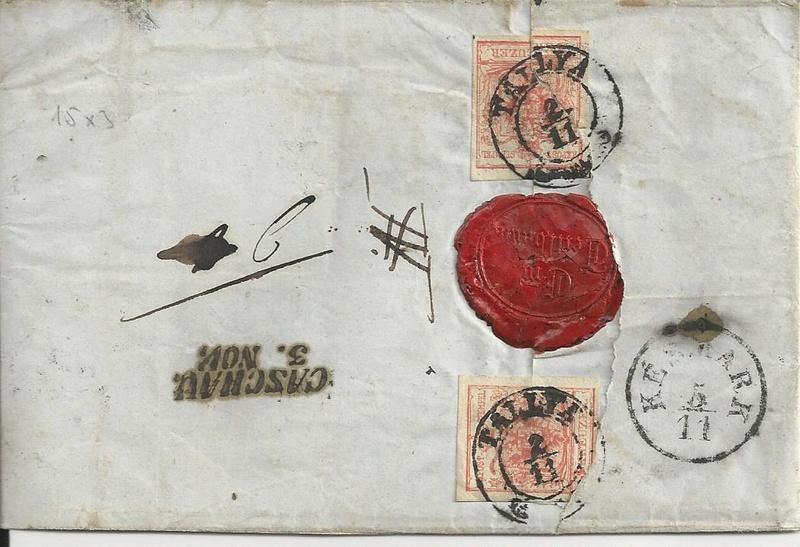 Bitte um Hilfe, Fiskalische Stempelmarke auf einer Ganzsache Bild_319