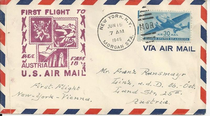nach - Luftpost,Erstflüge sammeln - Seite 2 Bild_341