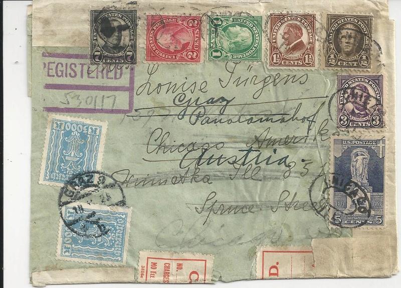 Inflation in Österreich - Belege - 1918 bis 1925 - Seite 14 Bild_345