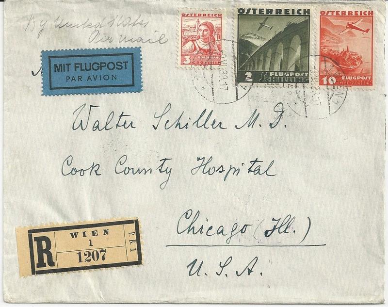 Österreich im III. Reich (Ostmark) Belege - Seite 12 Bild_349