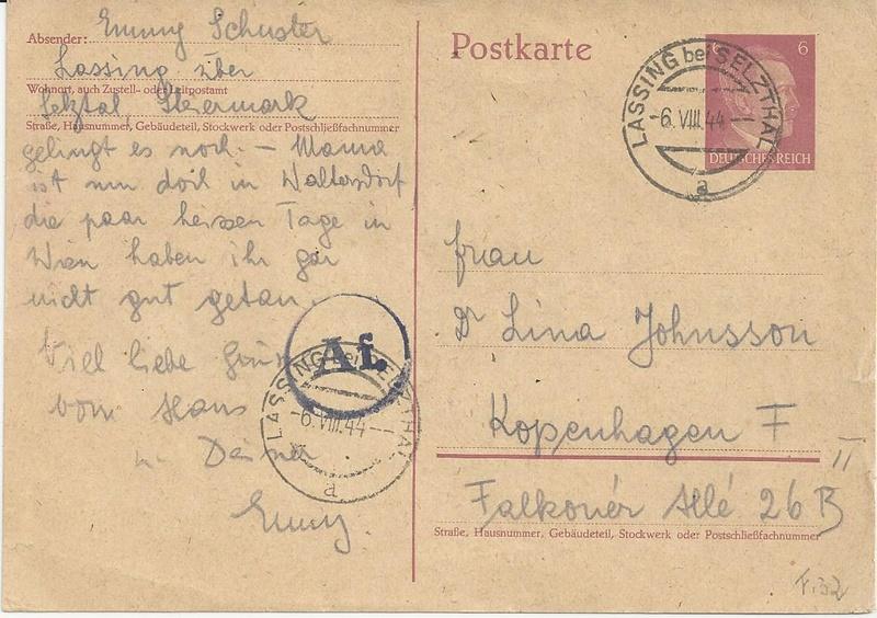 Österreich im III. Reich (Ostmark) Belege - Seite 12 Bild_352