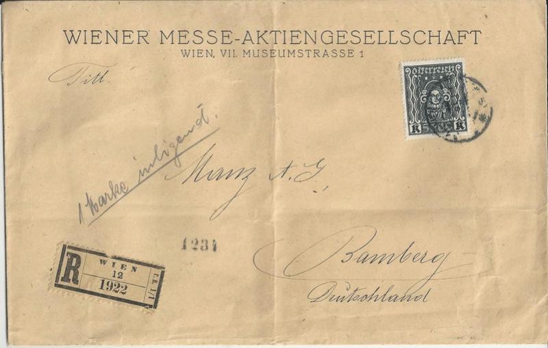 Inflation in Österreich - Belege - 1918 bis 1925 - Seite 15 Bild_363