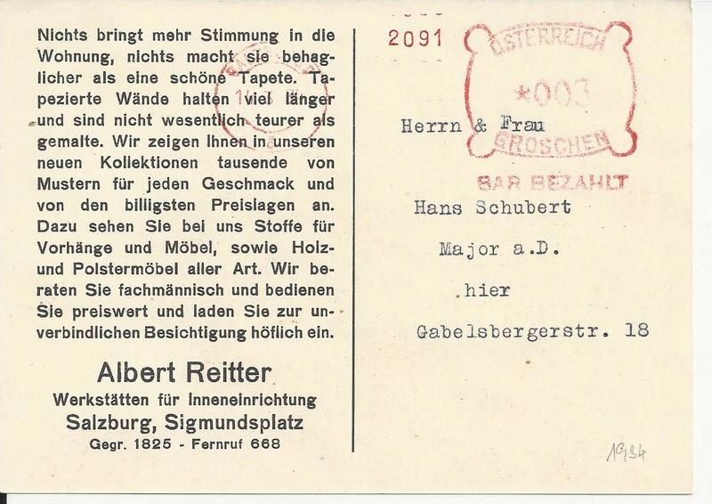 Werbeumschläge und -karten aus Österreich - Seite 6 Bild_370
