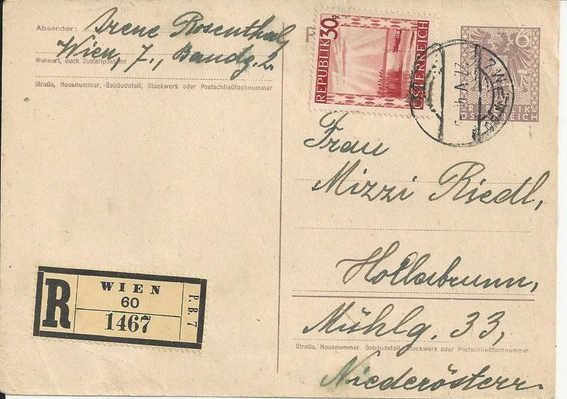 Wappenzeichnung  -  ANK 714-736 - Belege - Seite 4 Bild_416