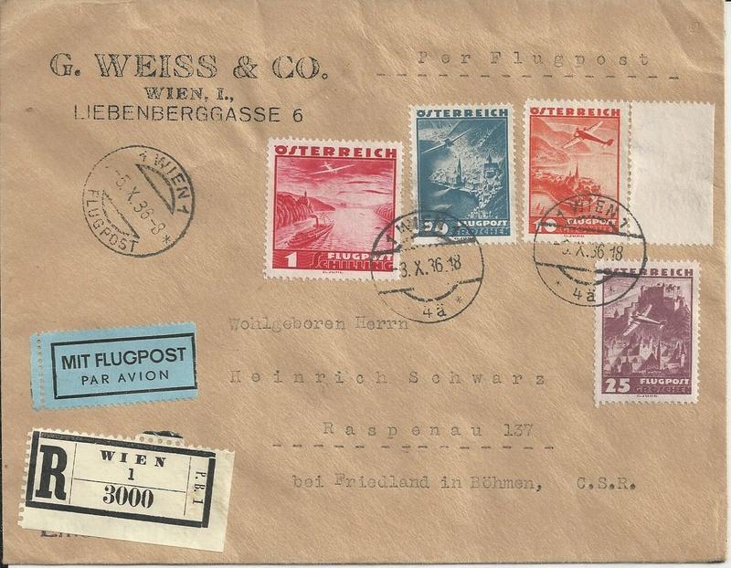 nach - Österreich 1925 - 1938 - Seite 9 Bild_454