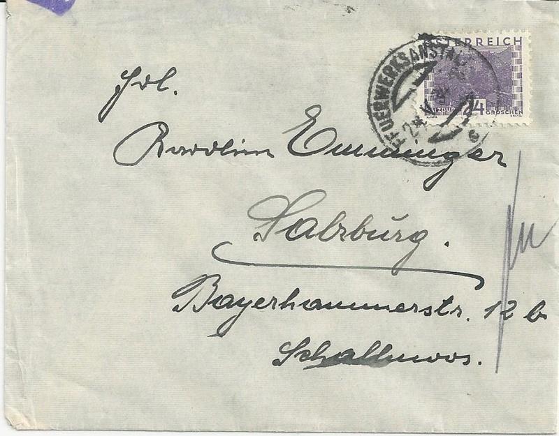 nach - Österreich 1925 - 1938 - Seite 9 Bild_461