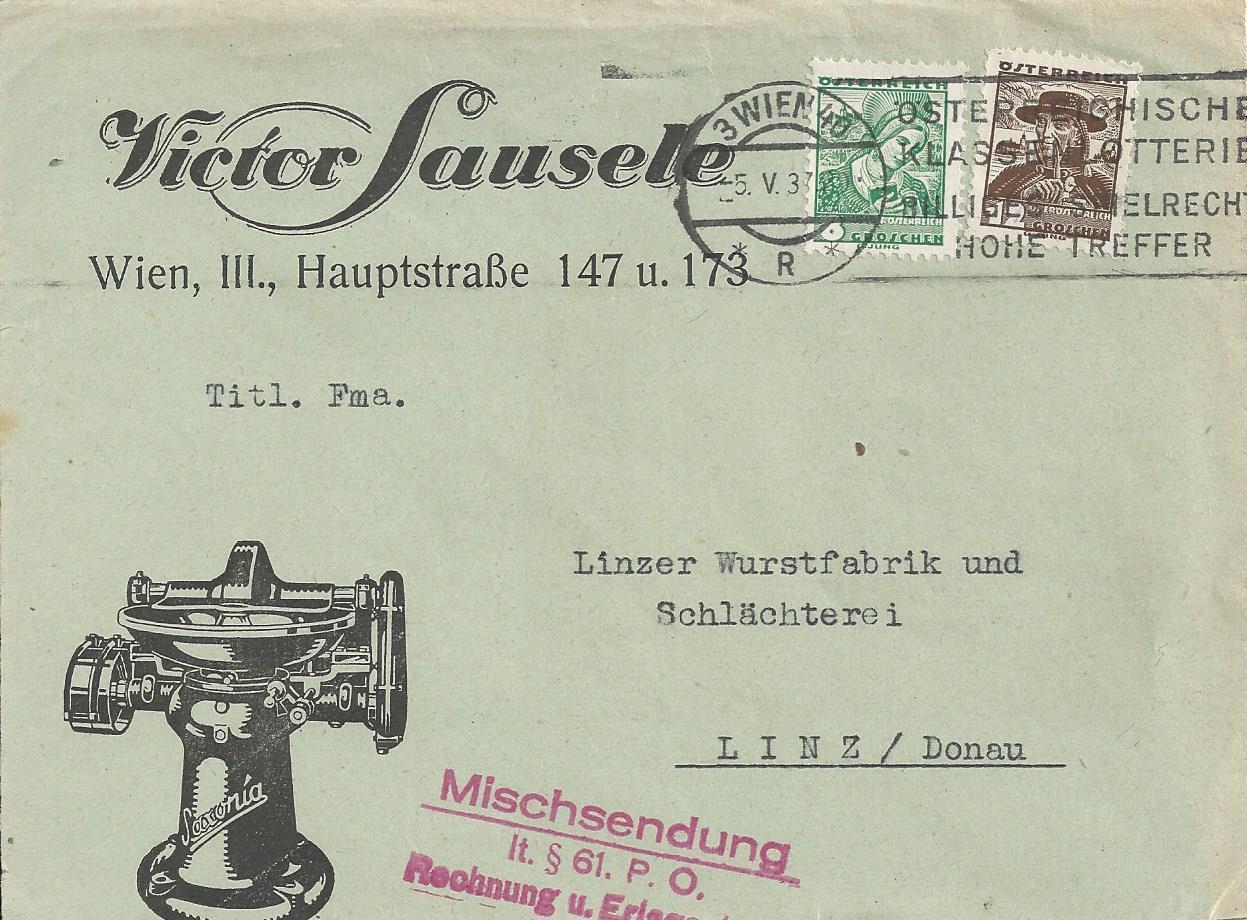 Werbeumschläge und -karten aus Österreich - Seite 6 Bild_466