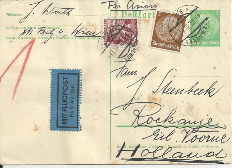 Österreich im III. Reich (Ostmark) Belege - Seite 10 Bild_514