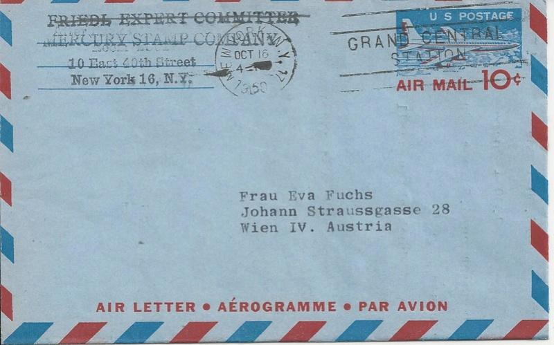 Briefe oder Karten von/an berühmte oder bekannte Personen - Seite 2 Bild_533