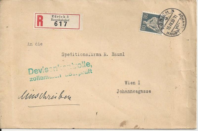 Österreich im III. Reich (Ostmark) Belege - Seite 12 Bild_537