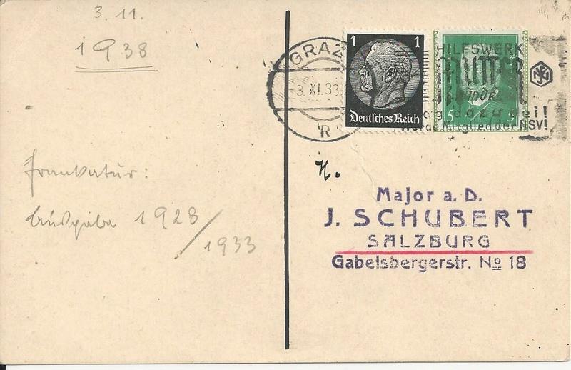 Österreich im III. Reich (Ostmark) Belege - Seite 13 Bild_545