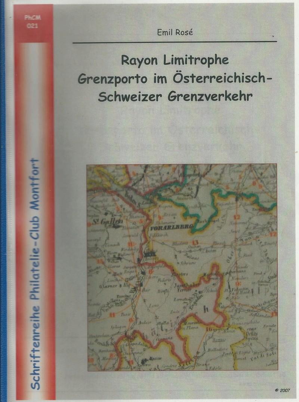 Taxermäßigung im Grenzverkehr/Rayon Limitrophe = Grenzrayon Bild_719