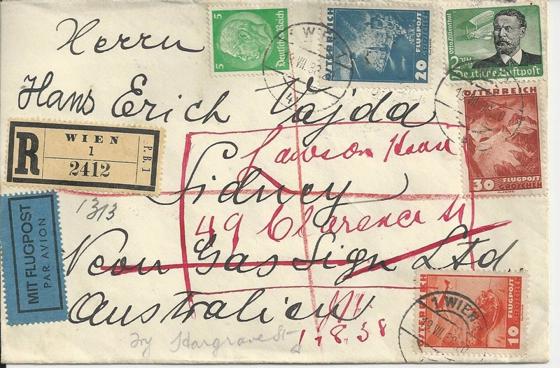 Österreich im III. Reich (Ostmark) Belege - Seite 12 Bild_720