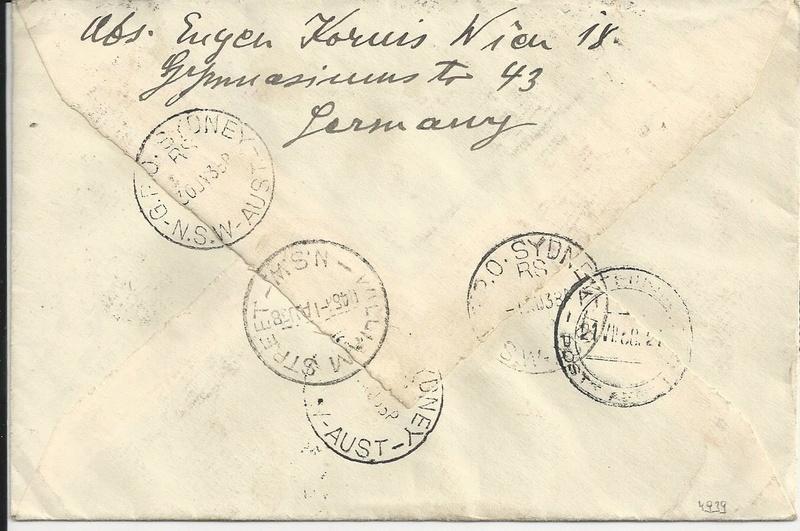 Österreich im III. Reich (Ostmark) Belege - Seite 12 Bild_816