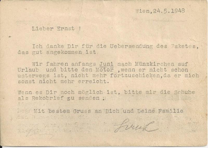Wappenzeichnung  -  ANK 714-736 - Belege - Seite 4 Bild_910