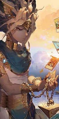 Pharaon Atemu