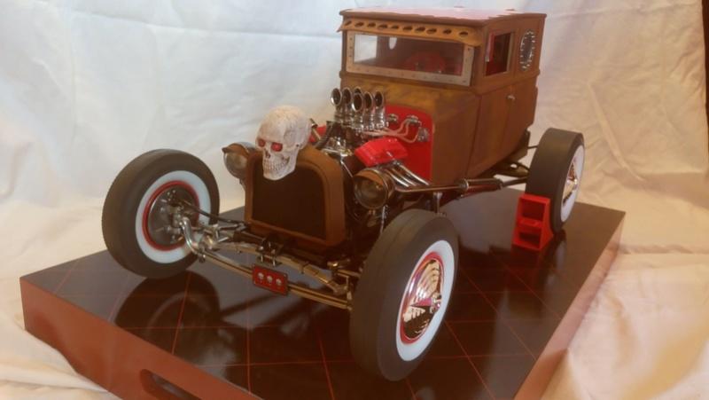 """Ford """"T"""" Hellraiser 09110"""