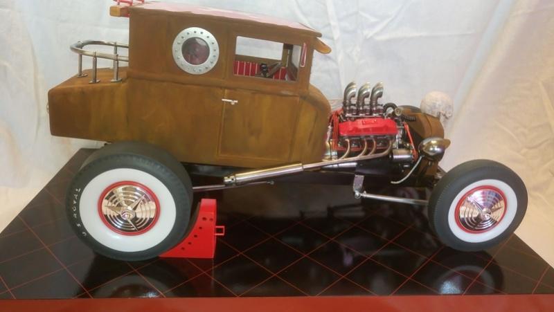 """Ford """"T"""" Hellraiser 09410"""