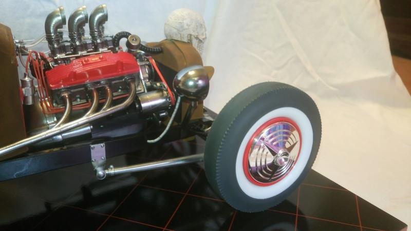 """Ford """"T"""" Hellraiser 09610"""