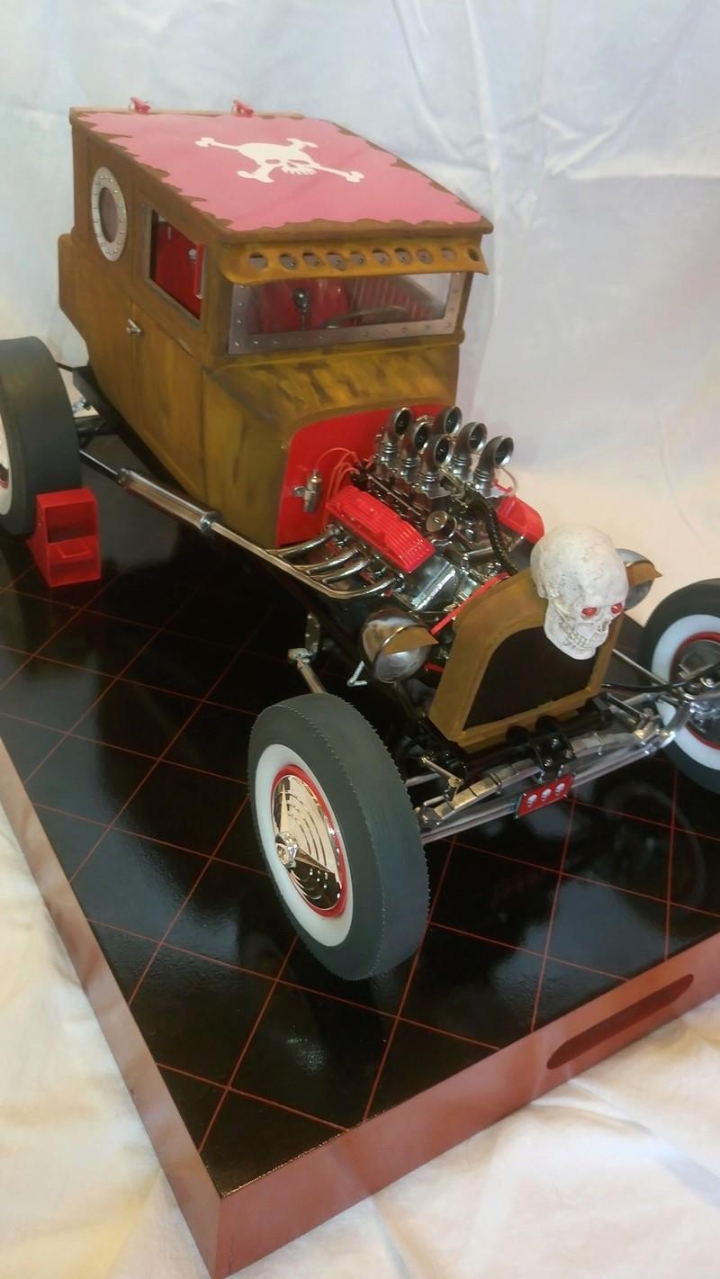 """Ford """"T"""" Hellraiser 09710"""