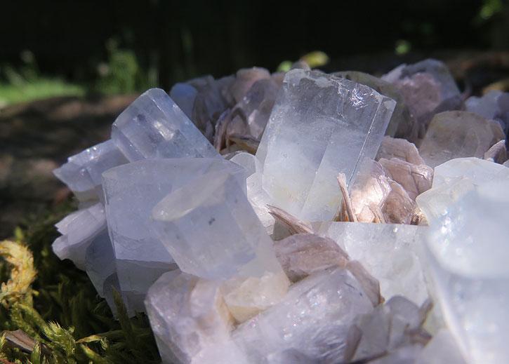 Mes plus belles pierres Aqua210