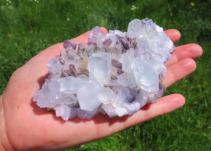 Mes plus belles pierres Aqua310