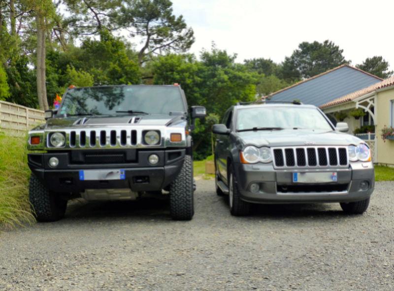 Retour en Jeep et Re-présentation Captur11