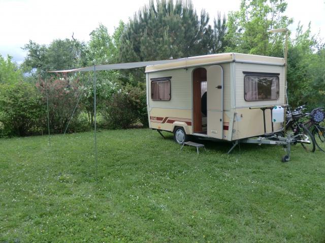 """Camping municipal de Montech (82) et le canal de la Gironde ( canal du """"midi"""") 31467310"""