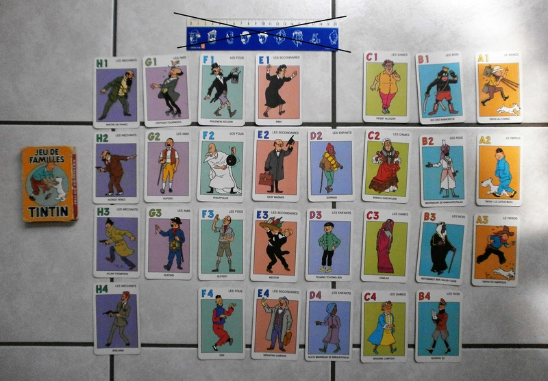 Echanges Contre-Ut : BD et Para-BD Tintin10